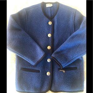 Austrian Stapf Boiled Wool jacket